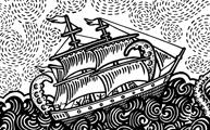 Octopus-ship